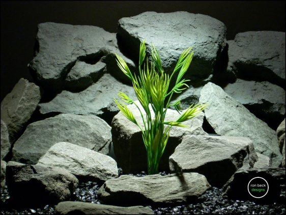 plastic aquarium plant mermaid grass pap175 from ron beck designs