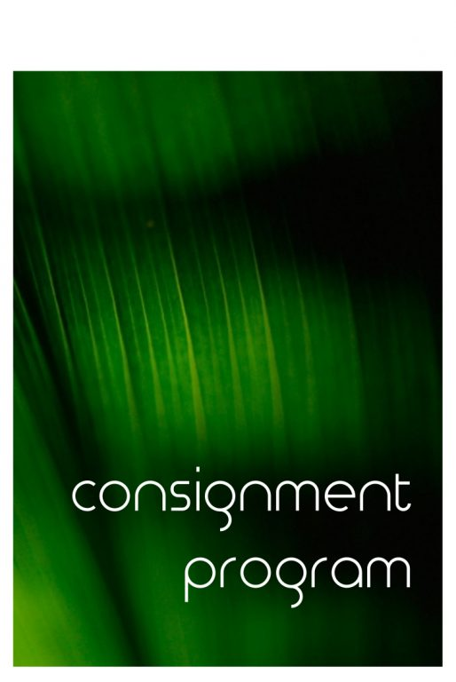 consignment program - ron beck designs