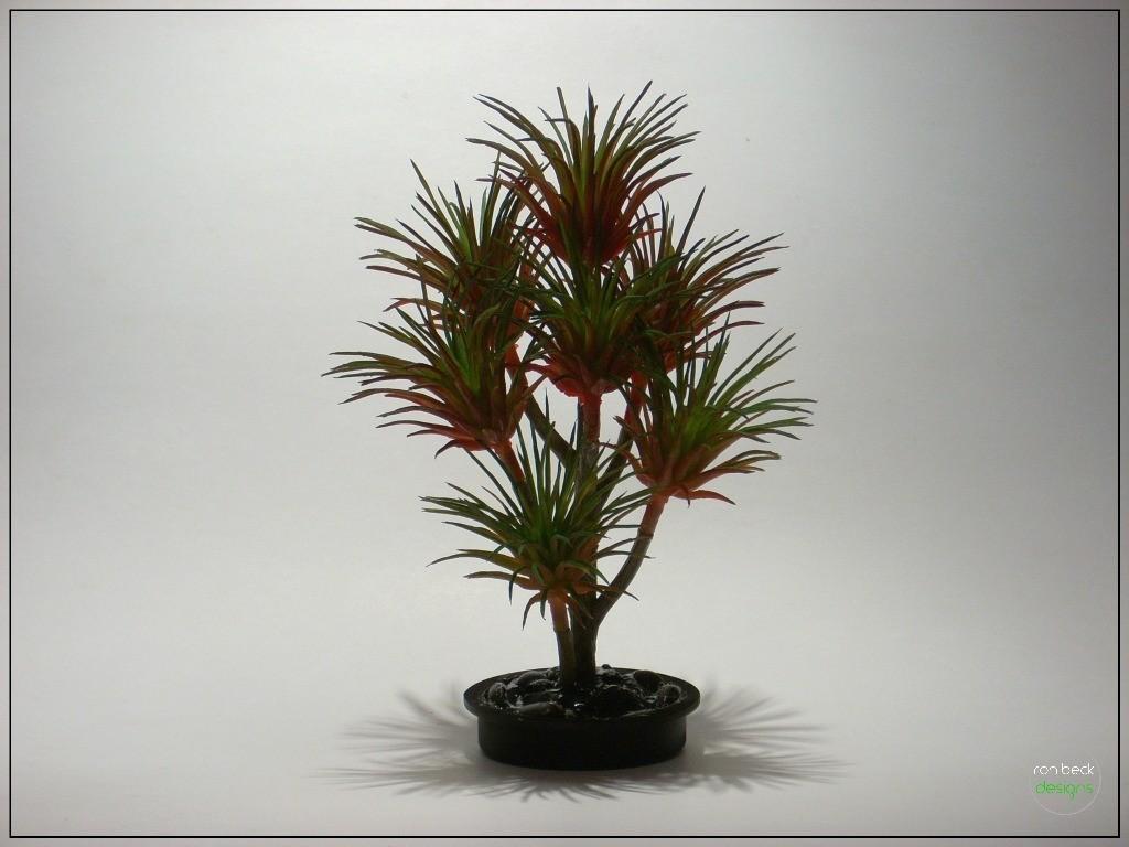 Artificial Tillandsia - Red   Home Decor Succulent prs259