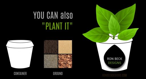 you can also plant it - artificial plants - ron beck designs 1400 764 2
