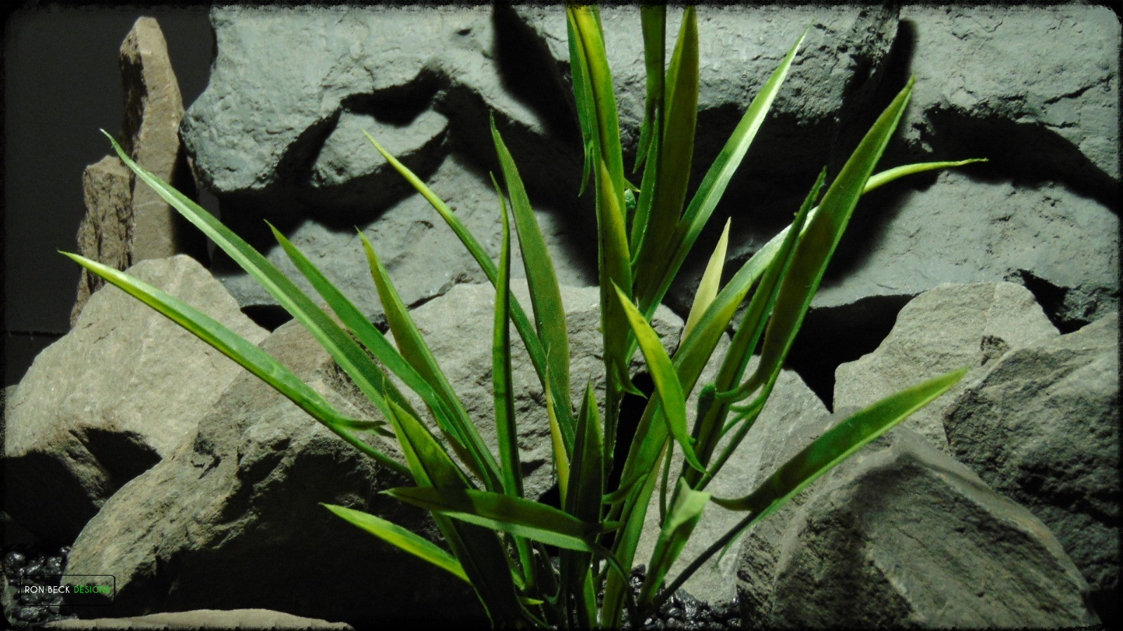 Artificial Aquarium Plant - Reptile Terrarium Plant - parp369 2