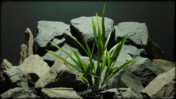 Artificial Aquarium Plant - Reptile Terrarium Plant - parp369