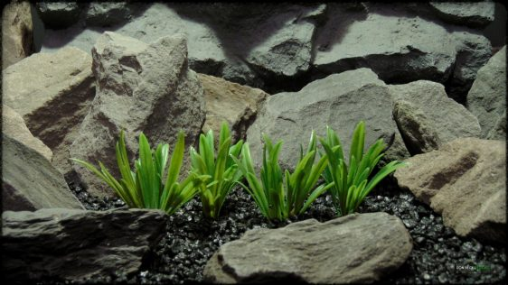 Artificial River Grass Plot - Artificial Aquarium Decor Plant - PARP387