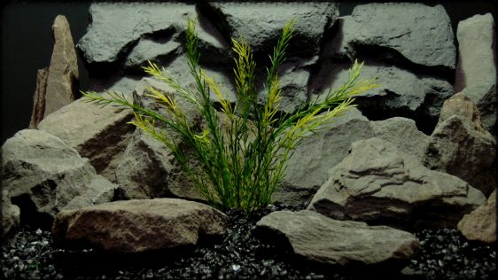 Artificial Wheat Grass - Artificial Aquarium Plant - parp389