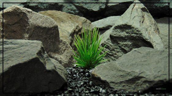 Artificial Aquarium Plant - Pine Grass Single - parp410 1920 1080