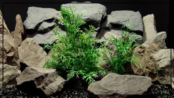 Artificial Dill Plants - Artificial Reptile Terrarium Plants PRP418