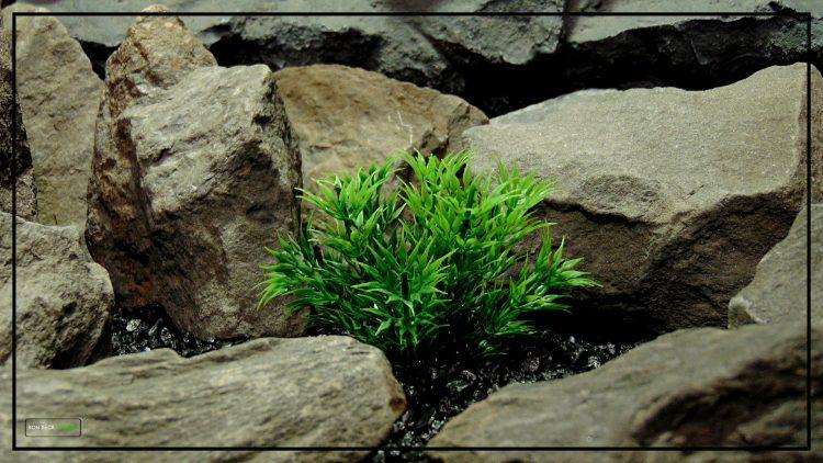 Spiky Bush - Artificial Aquarium Decor Plant - parp420 2