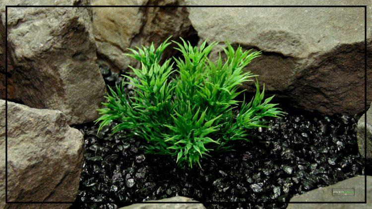 Spiky Bush - Artificial Aquarium Decor Plant - parp420 4